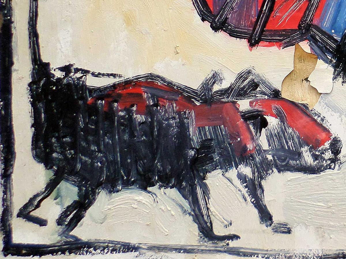 Sstitanic Org Karel Appel Unseen Cobra Paintings